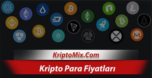 kripto para fiyatları