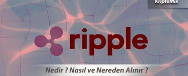 ripple nasıl alınır